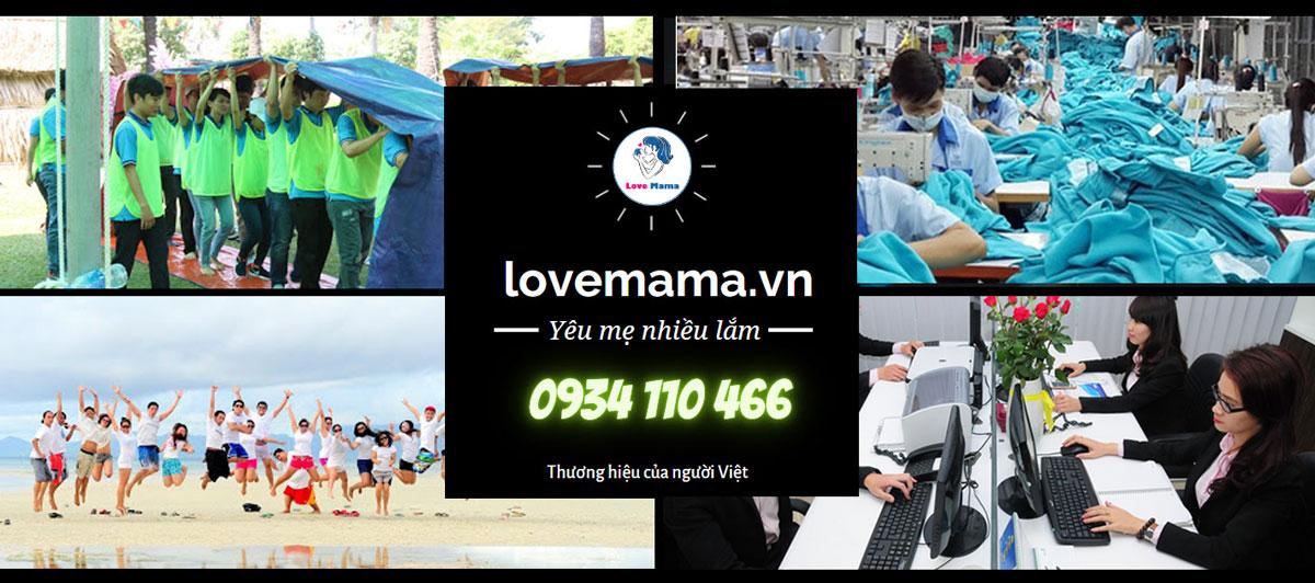Đội ngũ nhân viên LoveMama