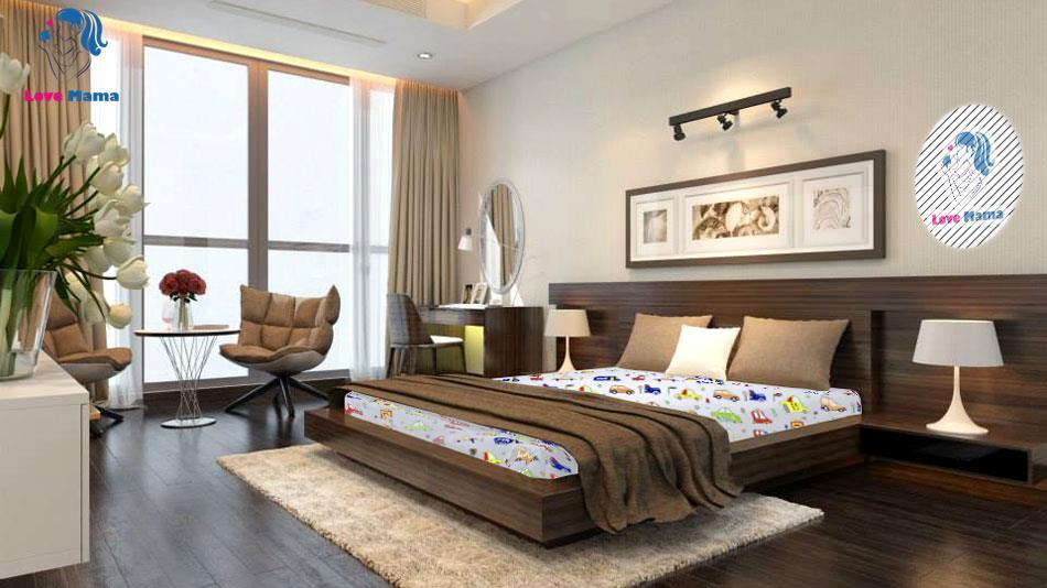 Ga chống thấm Cotton cho khách sạn, nhà nghỉ, khu nghỉ dưỡng cao cấp