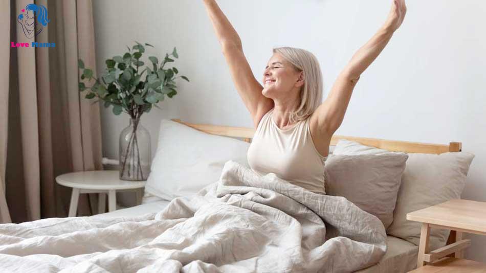 Ga chống thấm cotton cho người lớn tuổi